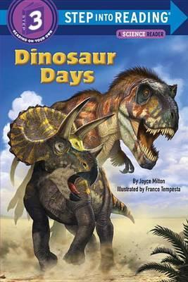 Dinosaur Days by Joyce Milton image