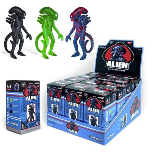"Alien: ReAction - 3.75"" Mini Figure (Blind Box) image"