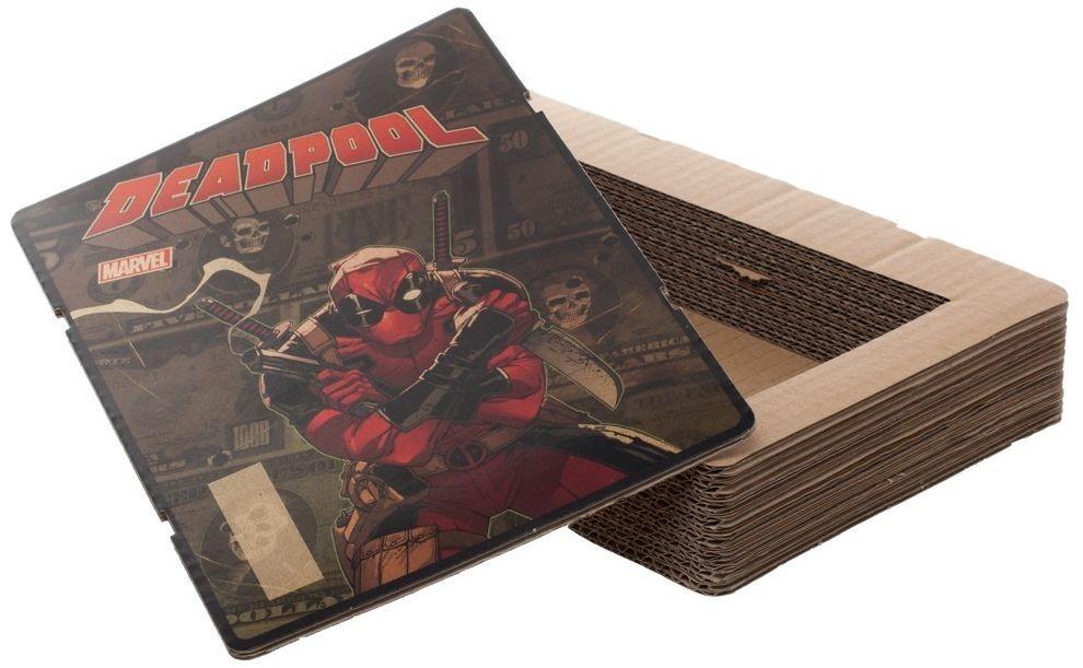Marvel: Deadpool - Corrugate Boxed T-Shirt (2XL) image
