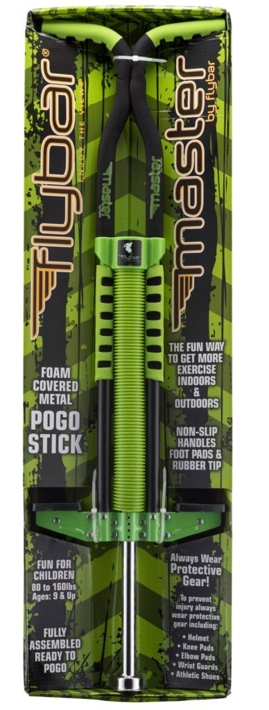 Flybar: Master Pogo Stick - Green/Black image
