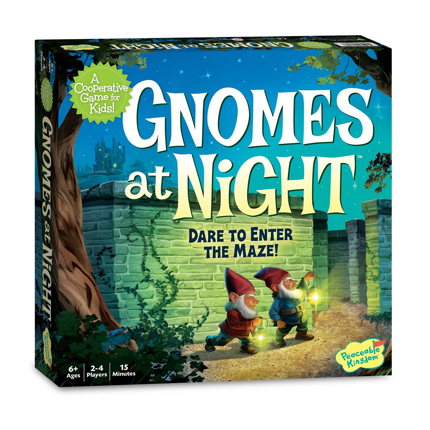 Gnomes at Night - Cooperative Game image