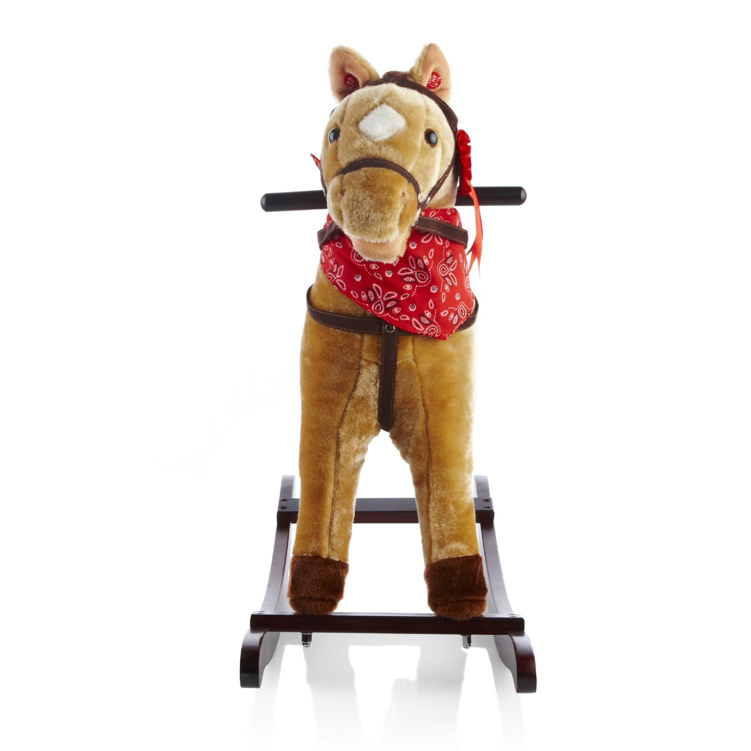 Deluxe Rocking Horse - With Sounds image