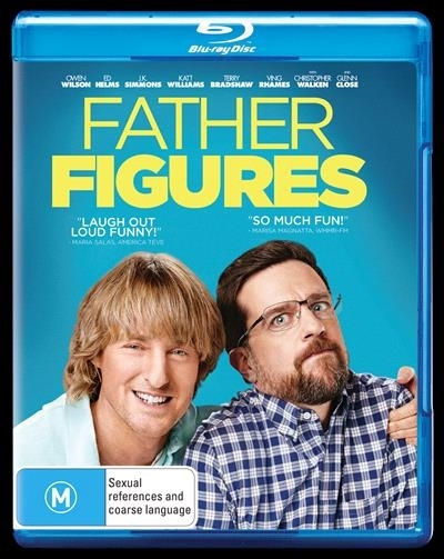 Father Figures on Blu-ray