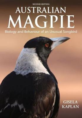 Australian Magpie by Gisela Kaplan