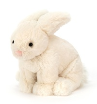 Jellycat: Riley Cream Rabbit - Small Plush