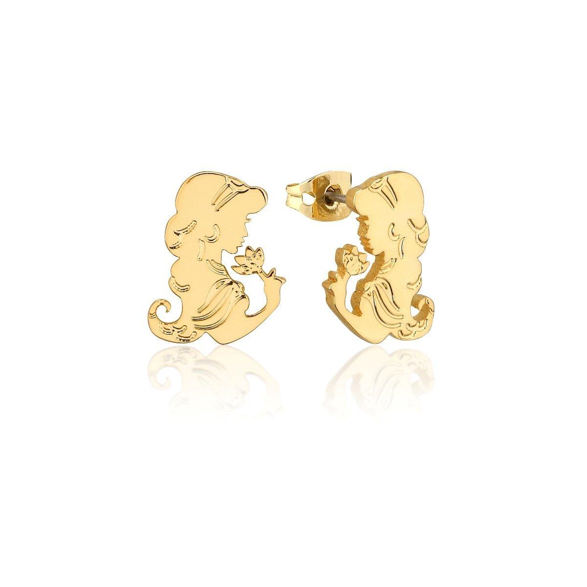 Couture Kingdom: Disney Aladdin - Princess Jasmine Stud Earrings image