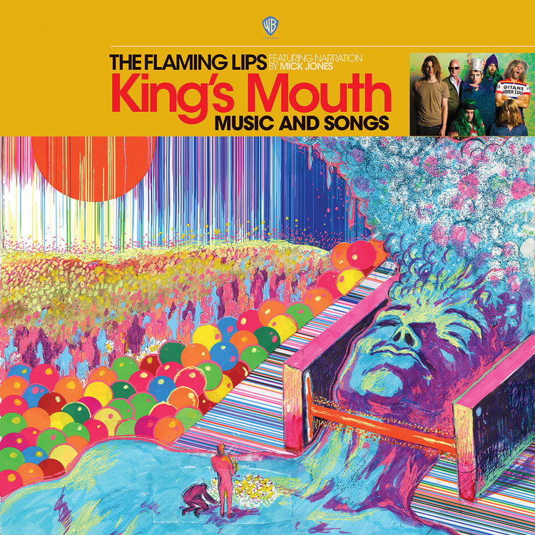 Kings Mouth: Music And Songs by The Flaming Lips image