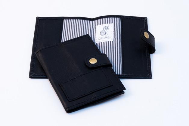 Millenium Paris: Colette Card Holder - Black