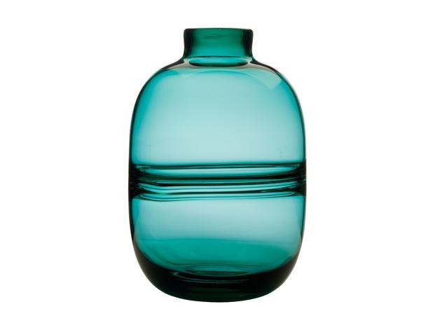 Maxwell & Williams: Flourish Orbit Vase - Green