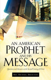 An American Prophet and His Message by Michael Bresciani image
