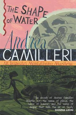 The Shape of Water by Andrea Camilleri image