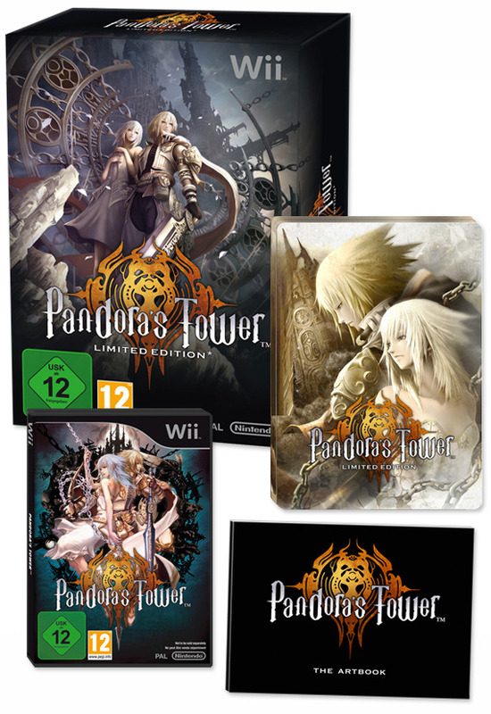 Pandora's Tower Limited Edition for Nintendo Wii