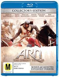 Arn: The Knight Templar - Collector's Edition on Blu-ray
