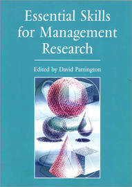 Essential Skills for Management Research image