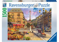 Ravenburger - Vintage Paris Puzzle (1500pc) image