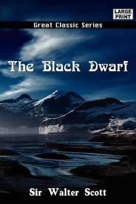 The Black Dwarf by Walter Scott image