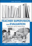 Teacher Supervision and Evaluation by James Nolan