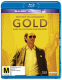 Gold on Blu-ray