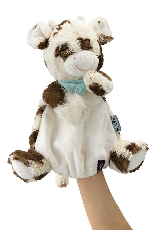 Kaloo: DouDou Cow - Plush Puppet image