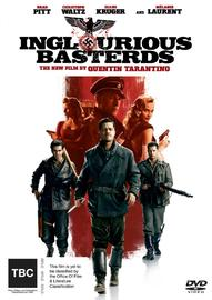 Inglourious Basterds - Special Edition (2 Disc Set) on DVD