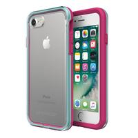 LifeProof Slam Case for iPhone 7/8 - Blue Magenta