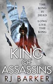 King of Assassins by RJ Barker image