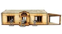 TTCombat: Tabletop Scenics - Suburban House B image