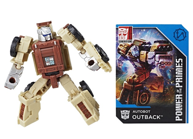 Transformers: Power of the Primes - Legends - Outback