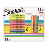 Sharpie: Highlighters - Assorted (24 Pack)