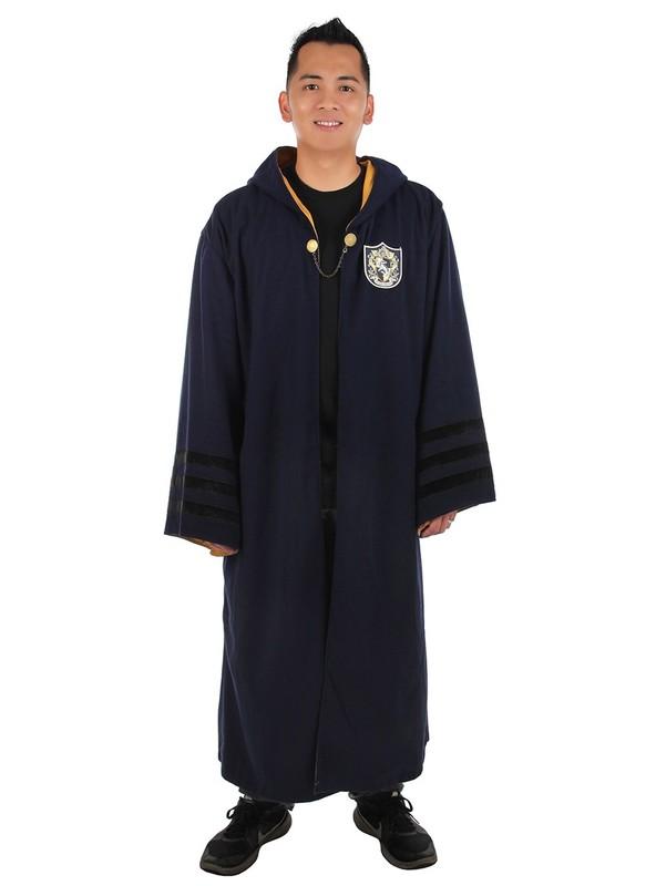 Fantastic Beasts - Hufflepuff Hogwarts Vintage Robe (Standard Size)