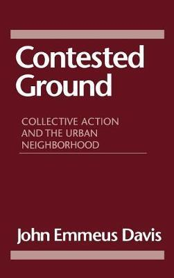 Contested Ground by John Emmius Davis