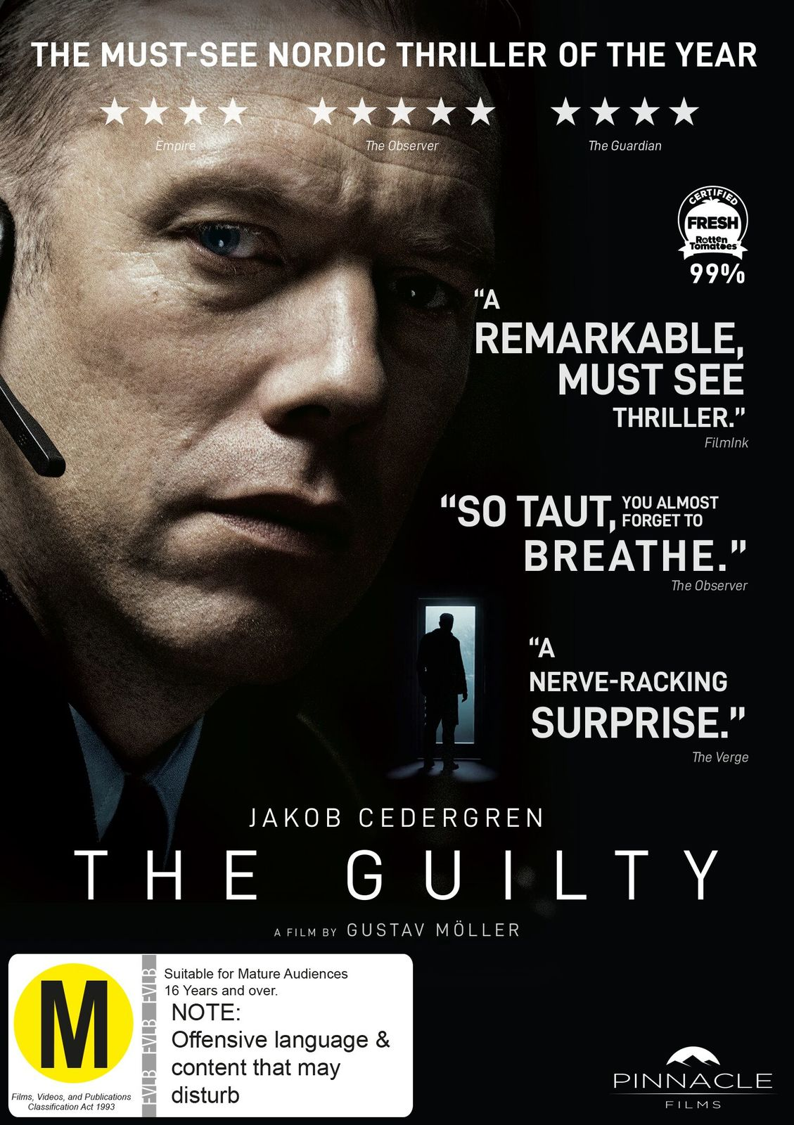 The Guilty Dvd In Stock Buy Now At Mighty Ape Nz