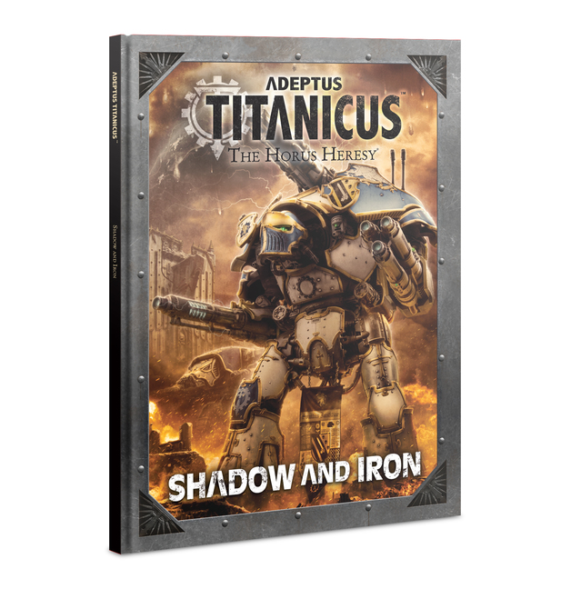 Warhammer 40,000 Adeptus Titanicus Shadow and Iron