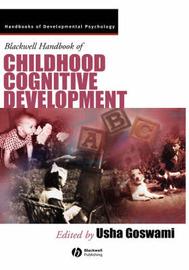Blackwell Handbook of Childhood Cognitive Development image