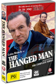 The Hanged Man (2 Disc Set) on DVD
