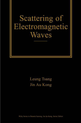 Scattering of Electromagnetic Waves by Tsang Leung image