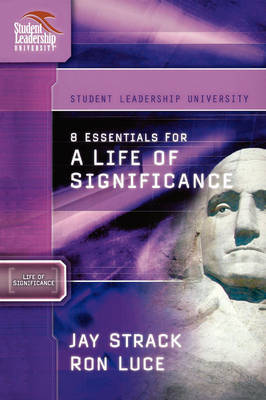 8 Essentials for a Life of Significance by Jay Strack image