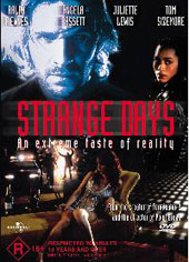Strange Days on DVD