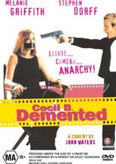 Cecil B. Demented on DVD