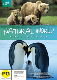 Natural World Collection - Volume 3 on DVD