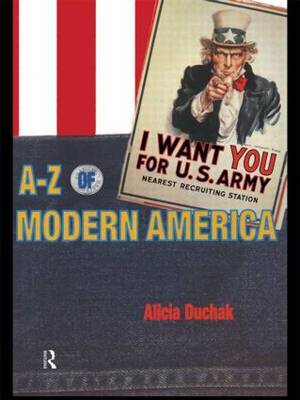 An A-Z of Modern America by Alicia Duchak image