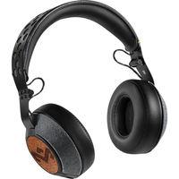 Marley Liberate XL Over-Ear Headphones (Midnight)