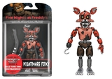 "Five Nights at Freddy's - Nightmare Foxy 5"" Vinyl Figure"