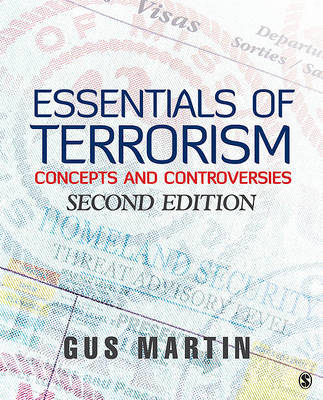 Essentials of Terrorism: Concepts and Controversies image