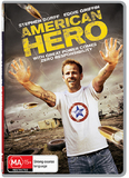 American Hero on DVD