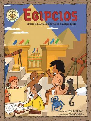 Egipcios / The Egyptians by Trinitat Gilbert image
