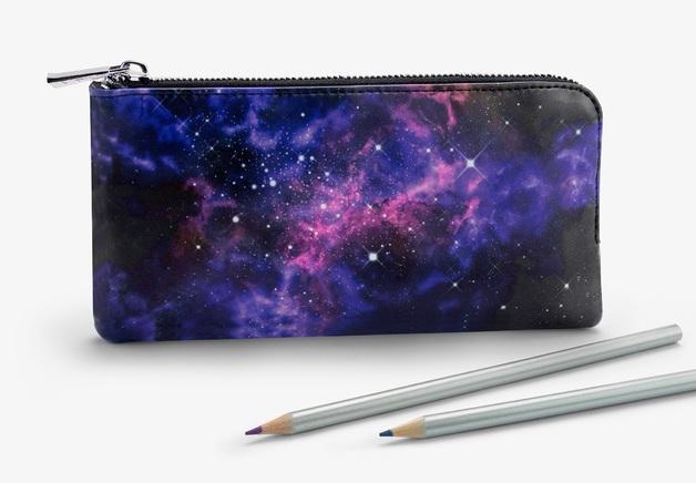 Space Case - Printed Pencil Case