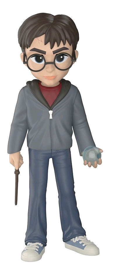 Harry with Prophecy - Rock Candy Vinyl Figure image