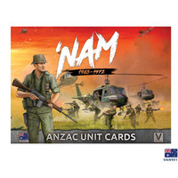 'Nam Unit Cards: Anzac Forces