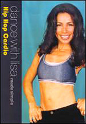 Dance With Lisa Made Simple - Hip Hop Cardio on DVD